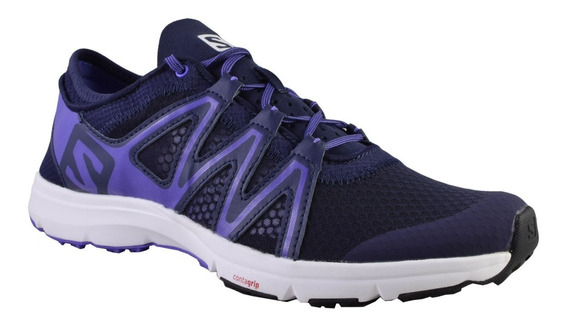 Zapatillas Mujer Salomon Crossamphibian Swift Outdoor Pu/ev