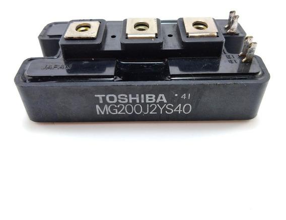 Igbt Mg200j2ys40 Toshiba