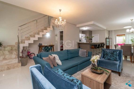 Casa Condominio Em Sarandí Com 3 Dormitórios - El56356535