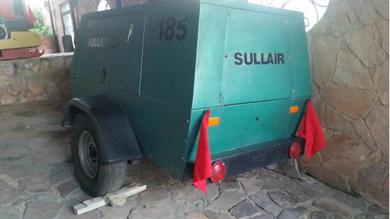 Compresor 1 Sullair - 1 Rotair