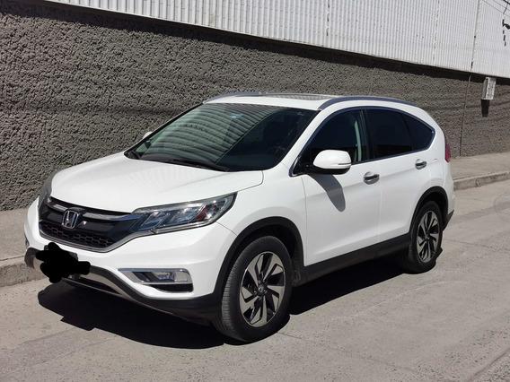 Honda Cr-v 2.4 Exl Navi 4wd A/ac Piel Dvd Qc Ra-18