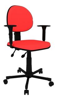 Cadeira Executiva Giratória Back System Braço Regulavel