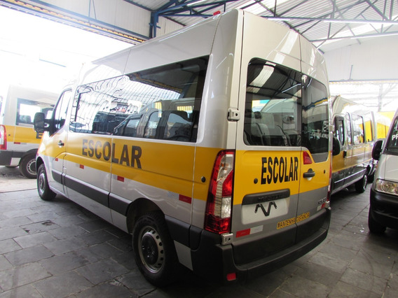 Renault Master L2h2 Escolar 2020