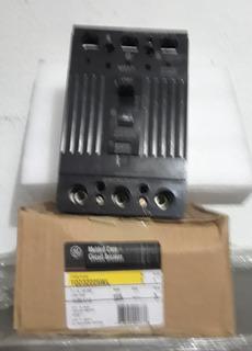 Breaker Tqd General Electric 3 X 225 Amp
