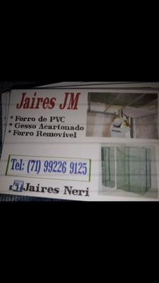 Jm Gesso Forro De Pvc E Acartonado Vidros Temperados