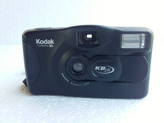 Cámara De Fotos Analógica 35mm Kodak Kb