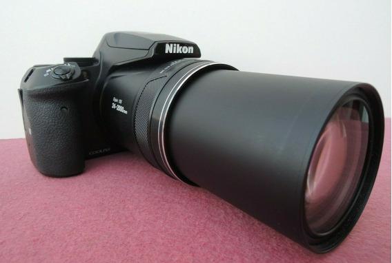 Camara Semiprof Nikon P900