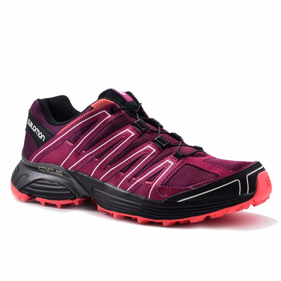 Zapatilla Salomon Xt Taurus Bordeux - Depor Fitness-