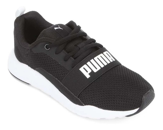 Tênis Puma Wired Ps - Infantil