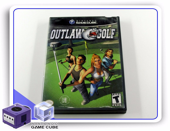 Gc Outlaw Golf Original Gamecube