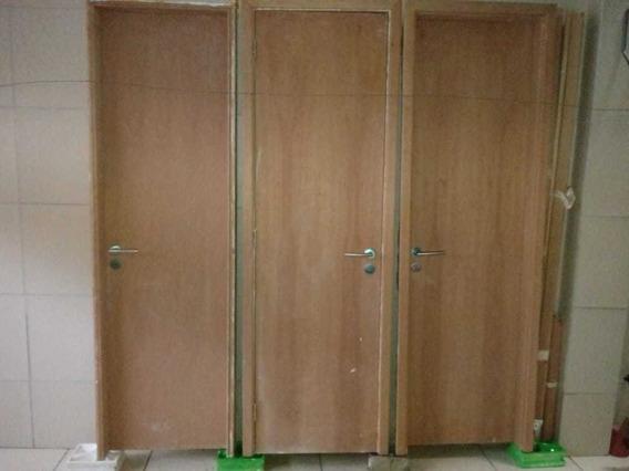 3 Portas 60x210 Novas Completas Para Usar