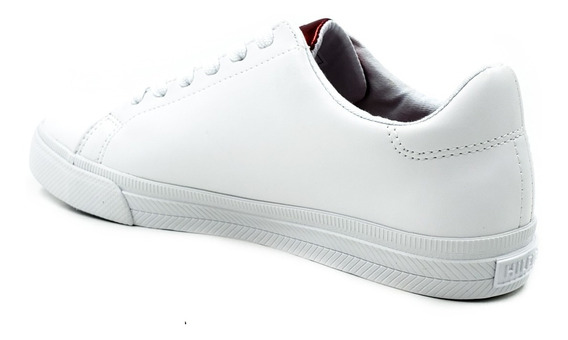 Tommy Hilfiger Lonia- White Multi Dama-blanco