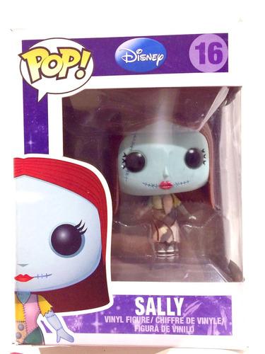 Sally Pop Funko (extraño Mundo De Jack) Nuevo