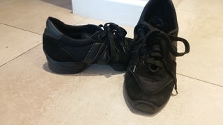 Zapatillas De Danza Jazz Talle 38