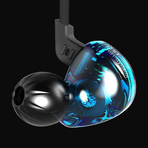 Kz Zst Pro - Auriculares De Diadema (3,5 Mm, Con Micrófono)