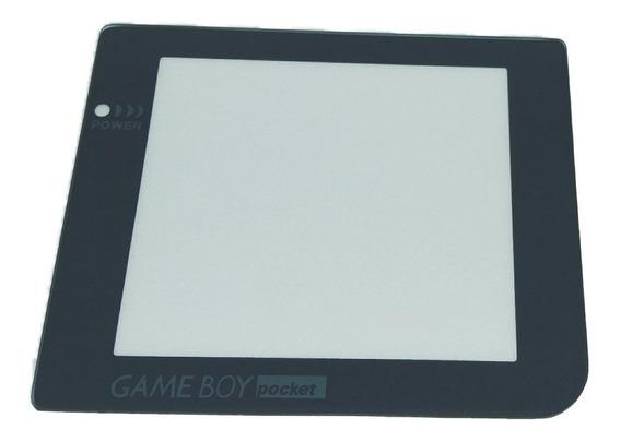 Tela De Vidro Reposição Para Game Boy Pocket - Top