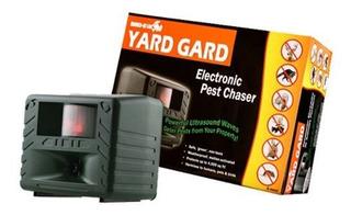 Bird X Yard Gard Repelente De Animales Electrónico Aleja Las