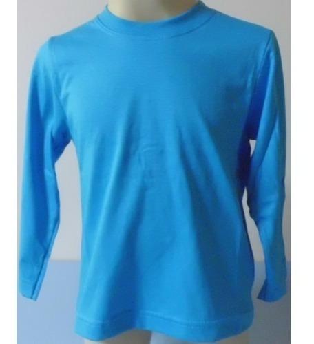 2 Camisa Feminina Gola Alta Proteção Solar Uv 50+ Antibacter