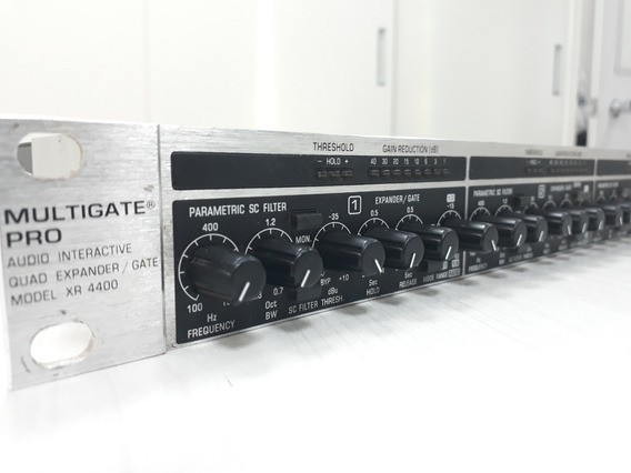 Multigate Pro Xr4400 Behringer - Usado