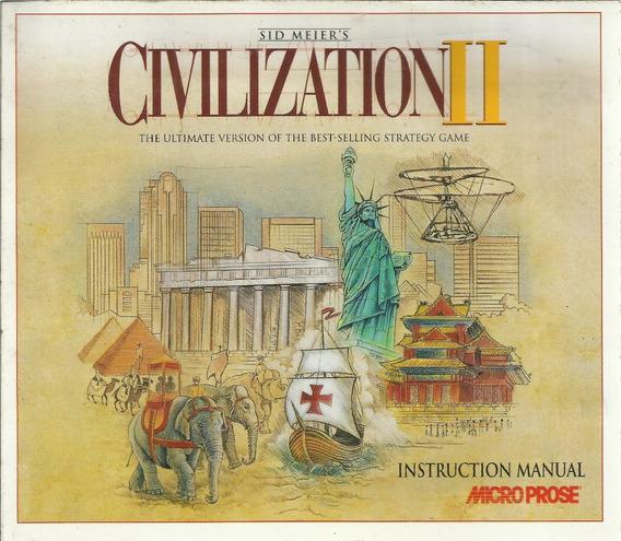 Civilization 2 Sid Meier