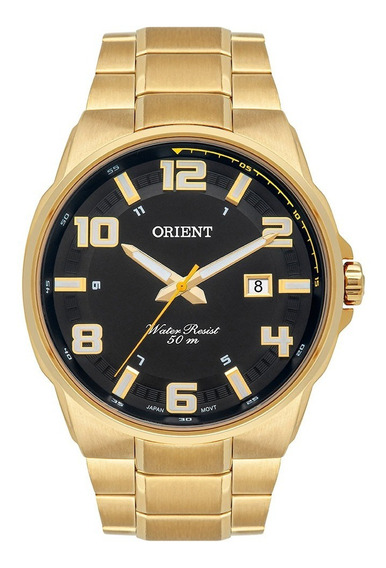Relógio Orient Masculino Analogico Mgss1186 P2kx