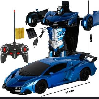Vehiculo A Control Remoto Transformers