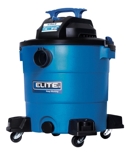 Aspiradora Elite Vc1260p 12gal, 6hp, Húmedo Y Seco-sopladora
