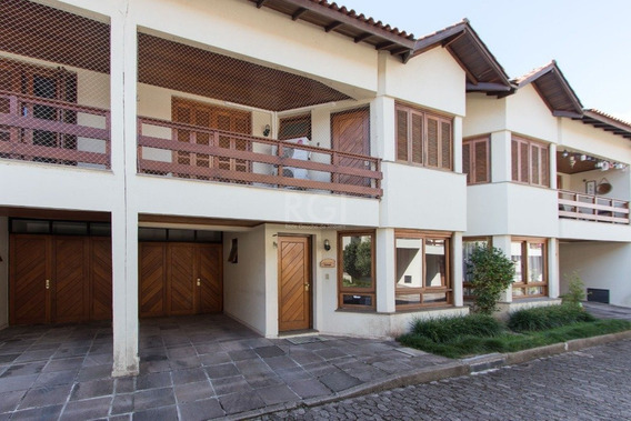Casa Condomínio Em Tristeza Com 3 Dormitórios - Lu429017