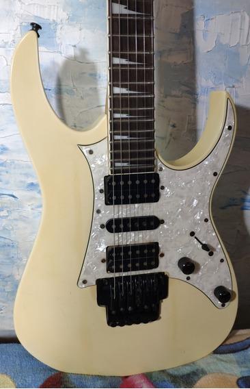 Ibanez Rg 350 Dx Pearl White - Willaudio