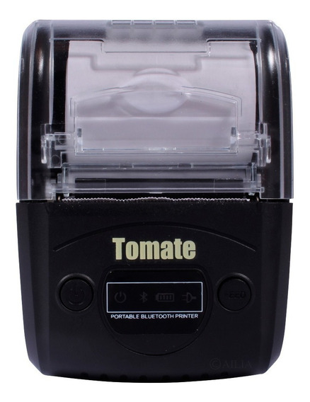 Mini Impressora Portatil Bluetooth Termica