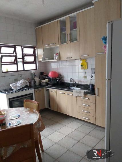 Casa Com 3 Dorms, Mirim, Praia Grande - R$ 195 Mil, Cod: 809 - V809