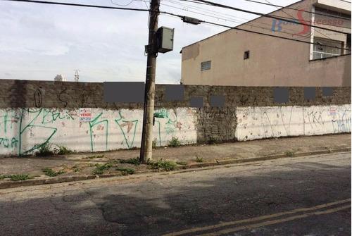 Imagem 1 de 7 de Terreno À Venda, 588 M² Por R$ 3.000.000,00 - Tatuapé - São Paulo/sp - Te0118