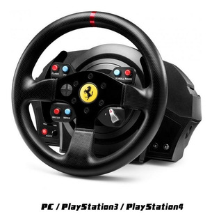 Volante Ps4/pc/ps3 Thrustmaster T300rs Ferrari