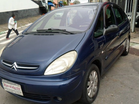 Citroen Xsara Picasso 2.0 Exclusive 16v