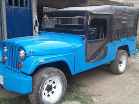 Jeep Willys Carpado Servicio Publico Cali