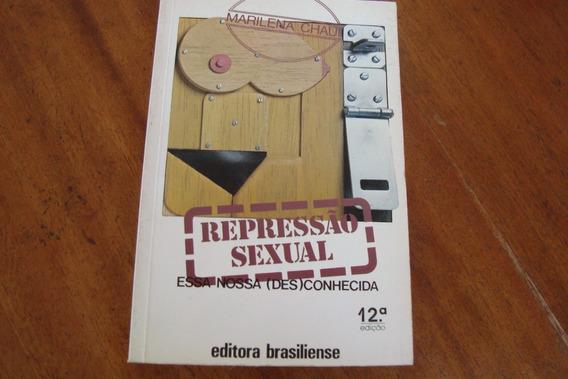 Livro Repressao Sexual / Marilena Chaui / Edit Brasiliense