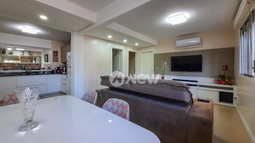 Apartamento Com 2 Dormitórios À Venda, 77 M² Por R$ 375.000,00 - Pátria Nova - Novo Hamburgo/rs - Ap3023
