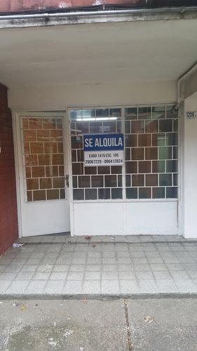 Se Alquila Local Comercial En Barrio Sayago