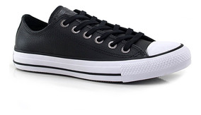 Tênis Converse All Star Chuck Taylor Couro - Way Tenis