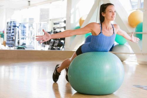 Bola Para Exercícios - Pilates