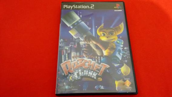 Ratchet Clank Playstation 2 Original Japonês Completo Ps2