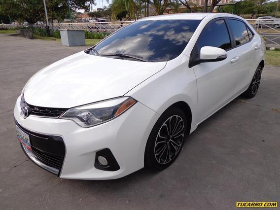 Toyota Corolla S Automático