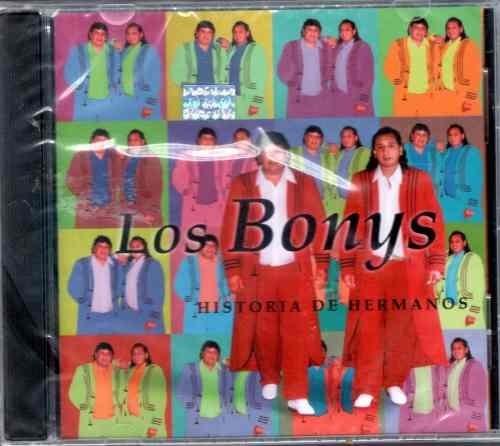 Los Bonys Lote De 10 Cds Sellados 100% Originales