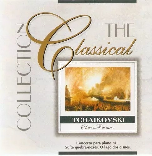 Tchaikovski, The Classical Collection - Cd