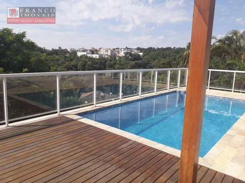 Casa Com 4 Dormitórios À Venda, 400 M² Por R$ 2.600.000,00 - Condomínio Chácara Flora - Valinhos/sp - Ca0514