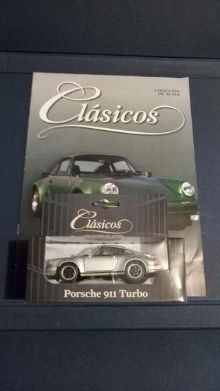 Colección Autos Clásicos N°1 Porsche 911 Con Fascículo