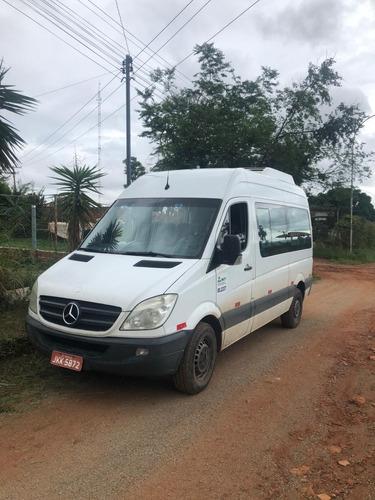 Van Sprinter 415 Ano 2013 Executiva Completa