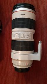 Lente Canon 70-200 2.8 Is Usada
