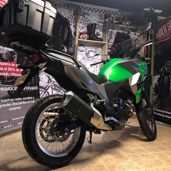 Vesys 250 Modelo 2018 Kawasaki