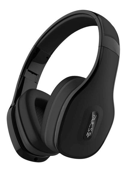 Headphone Fone Pulse Bass Over Preto Ph147